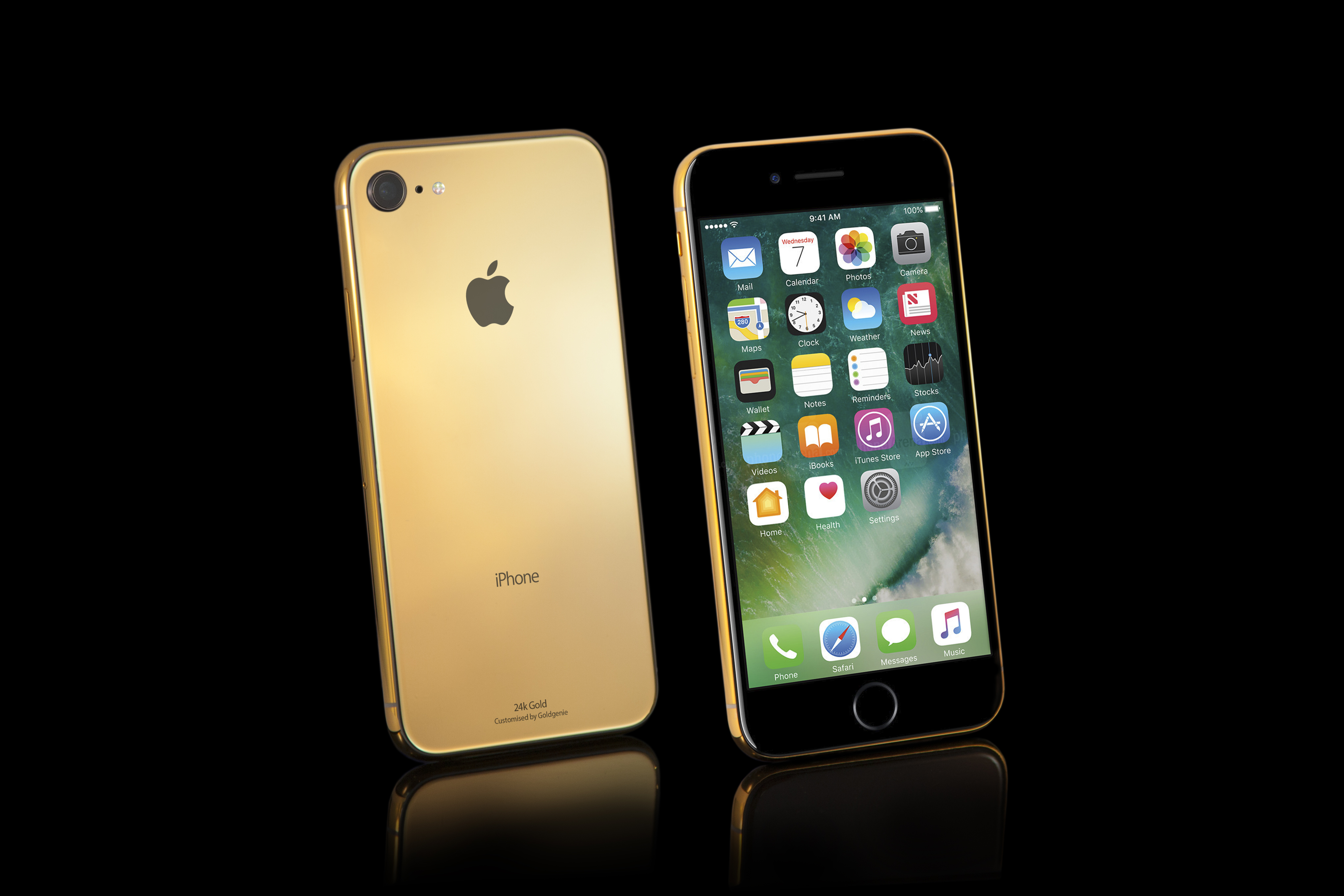 24k Gold iPhone