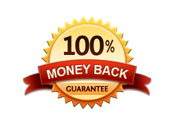 100% moneyback guarantee
